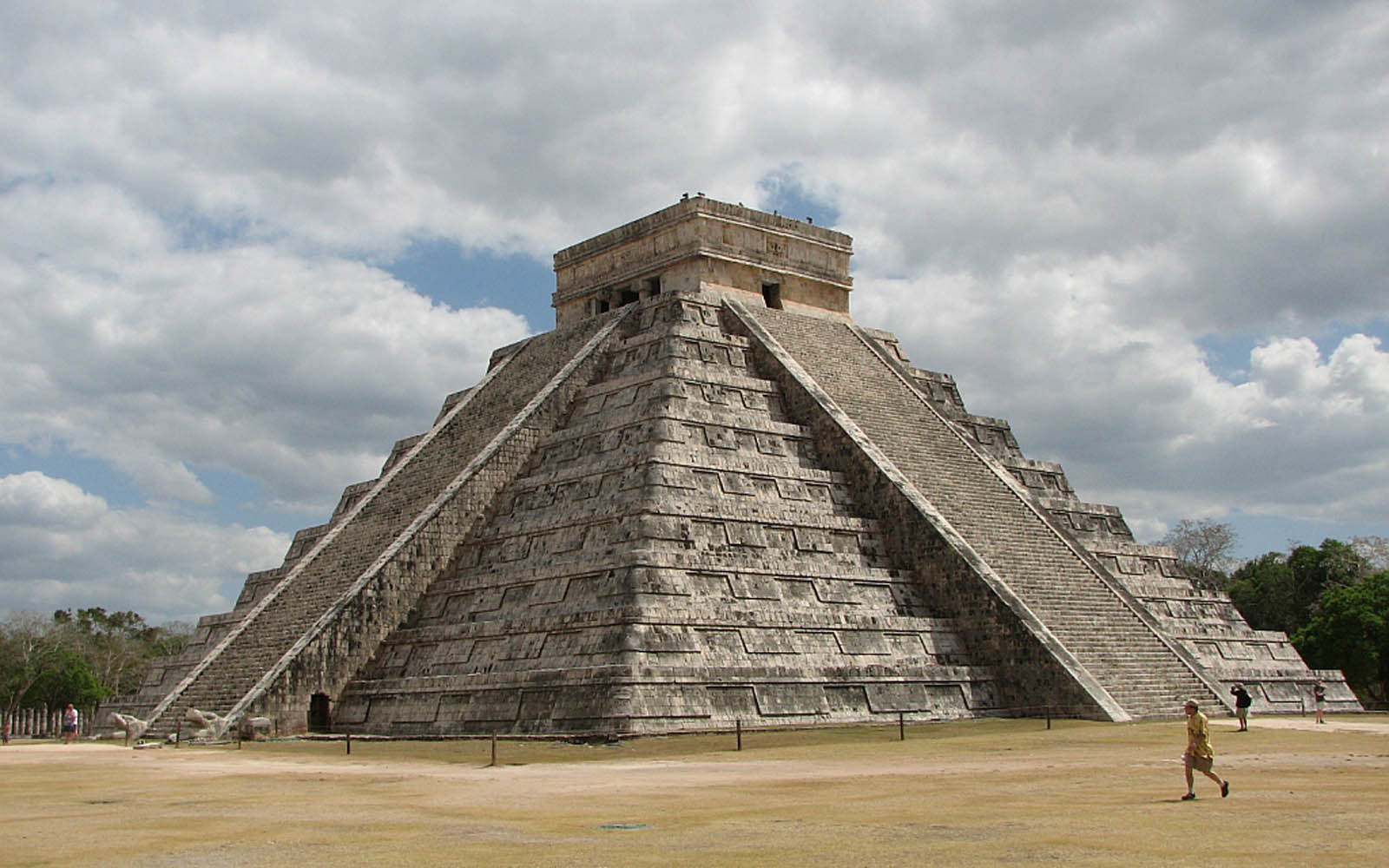 3d Wallpapers For Windows 8 Hd Free Download Wallpapers Chichen Itza Yucatan Mexico El Castillo
