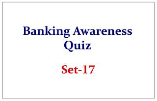 Important Banking Awareness Quiz