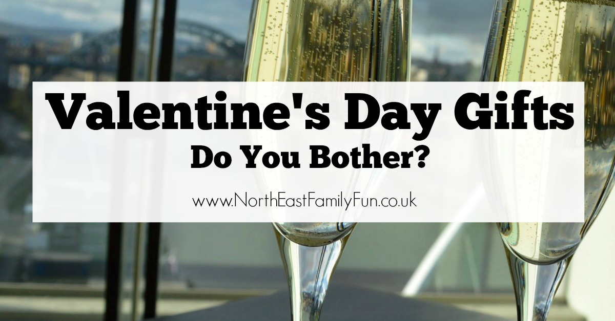 Valentine's Day Gifts - Do You Bother?