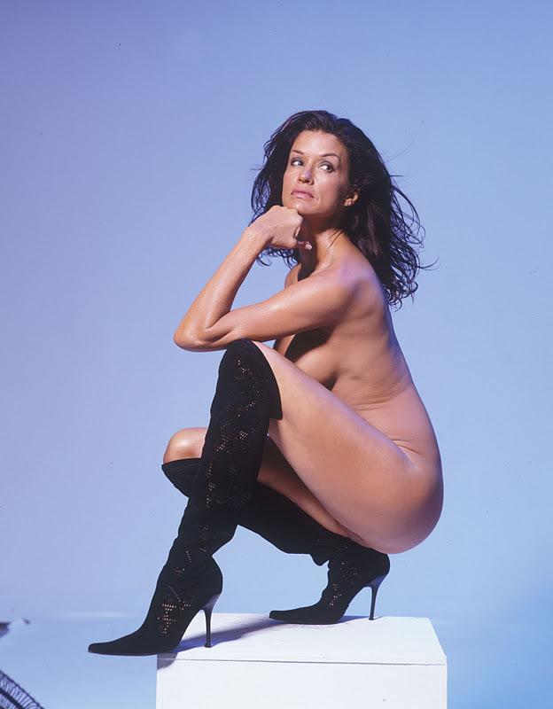 Nude janice dickinson topless nude