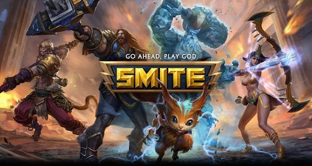 """""""Smite"""" Game Moba chiến thuật free online 2014"""