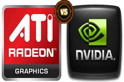 Batalha das placas de vídeo - NVIDIA versus ATI
