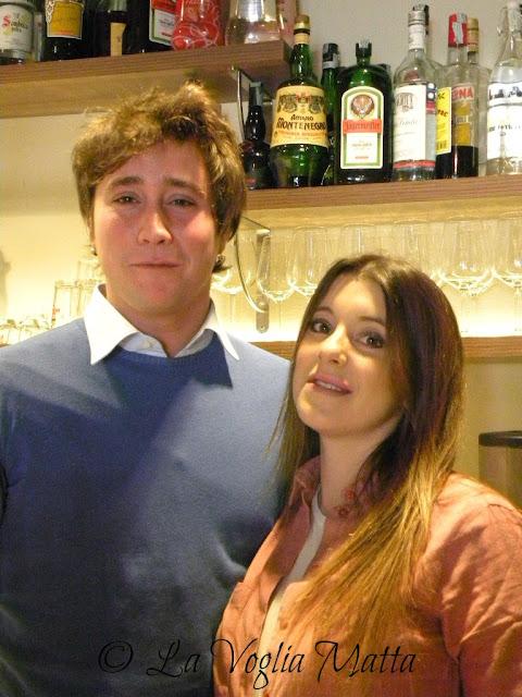 """Stefano e Margherita """"Al Ramaiolo"""" a Trieste"""