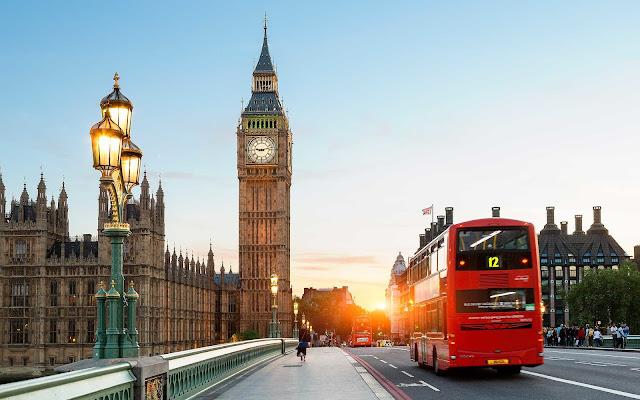 London-morning