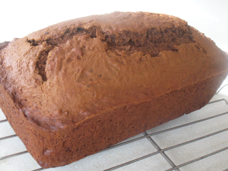 Chocolate Loaf Cake Cadbury