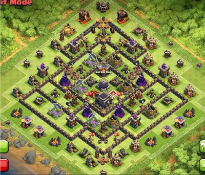 TH 9 Hybrid Layout by gudoth