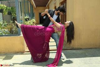 Pooja Jhaveri romancing Vijay Devarakonda in movie Dwaraka (15).jpg