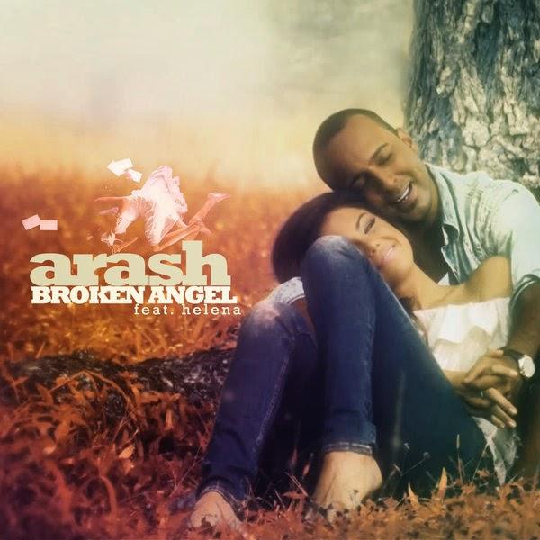 LIRIK LAGU 4 YOU: Arash ft. Helena - Broken Angel