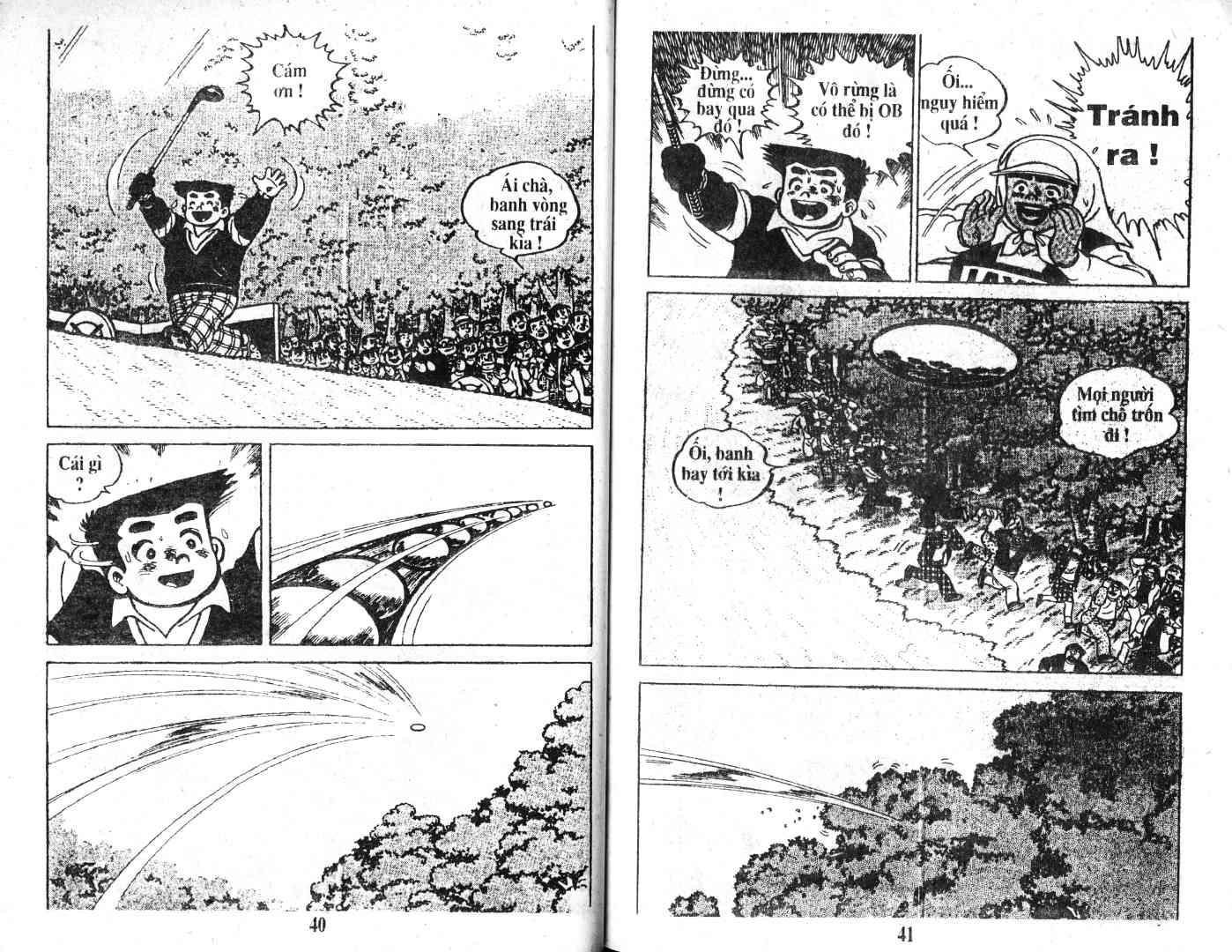 Ashita Tenki ni Naare chapter 40 trang 18
