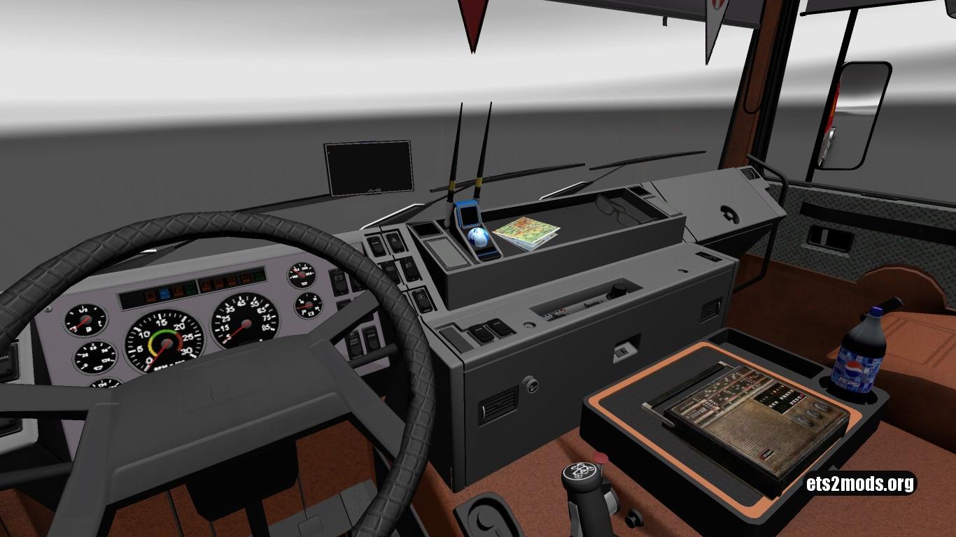 Truck - Volvo F10 P. Bjarne Andersen