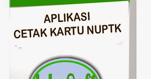 Aplikasi Cetak Kartu Nuptk Ichasoft Software Kartu Anggota