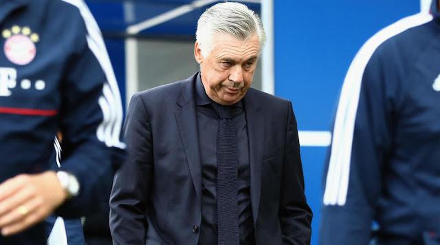 Setelah Dipecat Bayern, Kemana Destinasi Ancelotti Selanjutnya?