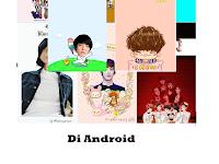 Kumpulan Tema / Theme Line K- POP Di Android