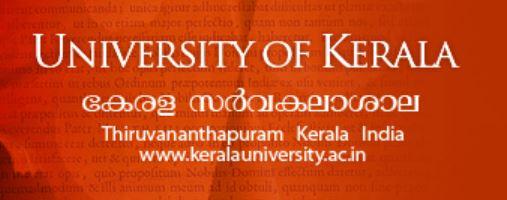 Kerala University B.Com., B.Tech. March 2016 Timetables
