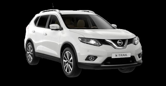 Nissan X trail 2017