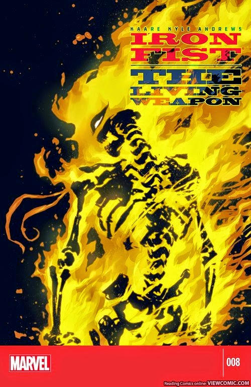 iron fist - the living weapon 008