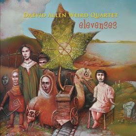 The Daevid Allen Weird Quartet's Elevenses