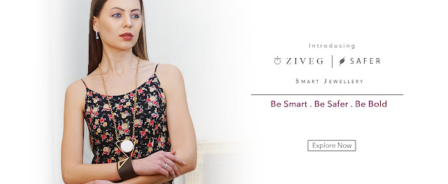 Ziveg Safer Smart jewellery
