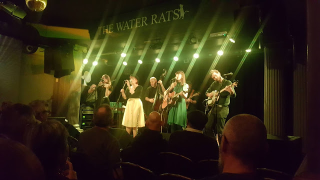 Said the Maiden at the Water Rats