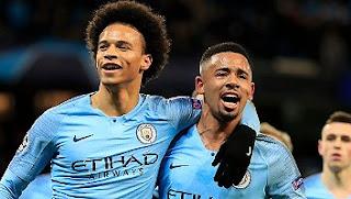 Manchester City vs Hoffenheim 2-1 Full Highlights