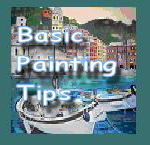 Basic Painting Tips