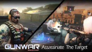 Gun War SWAT Terrorist Strike Mod