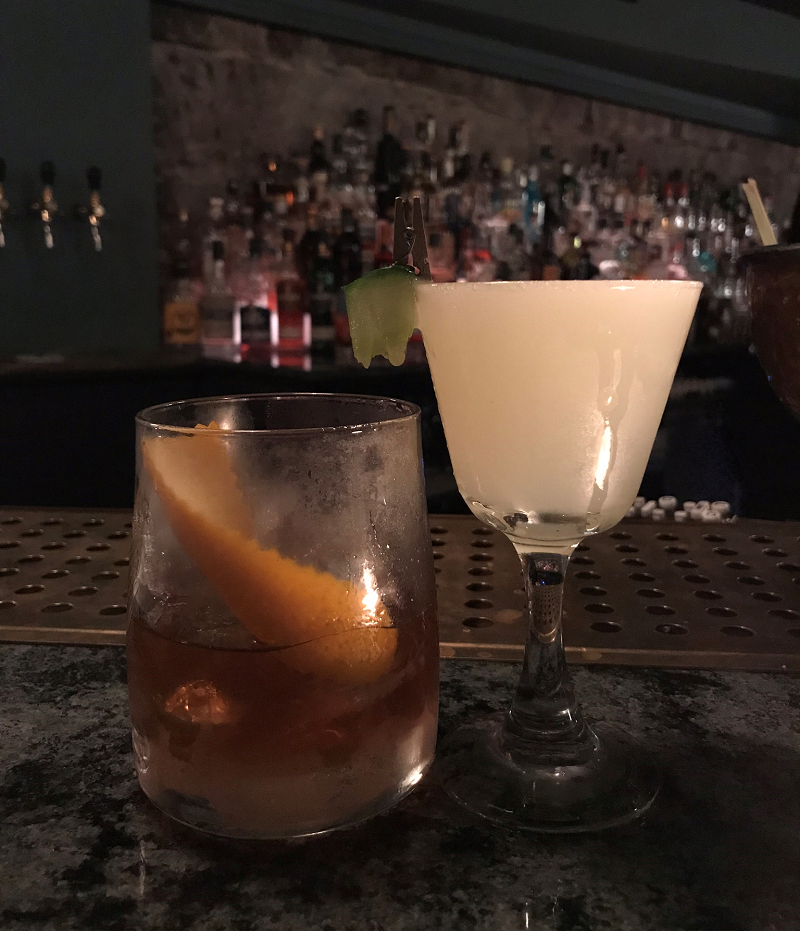 Cocktails at the Tippling House | Aberdeen Restaurant Week