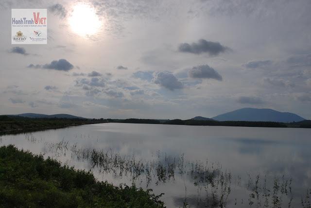 Tham quan Hồ Gia Ui, Xuân Lộc, Đồng Nai