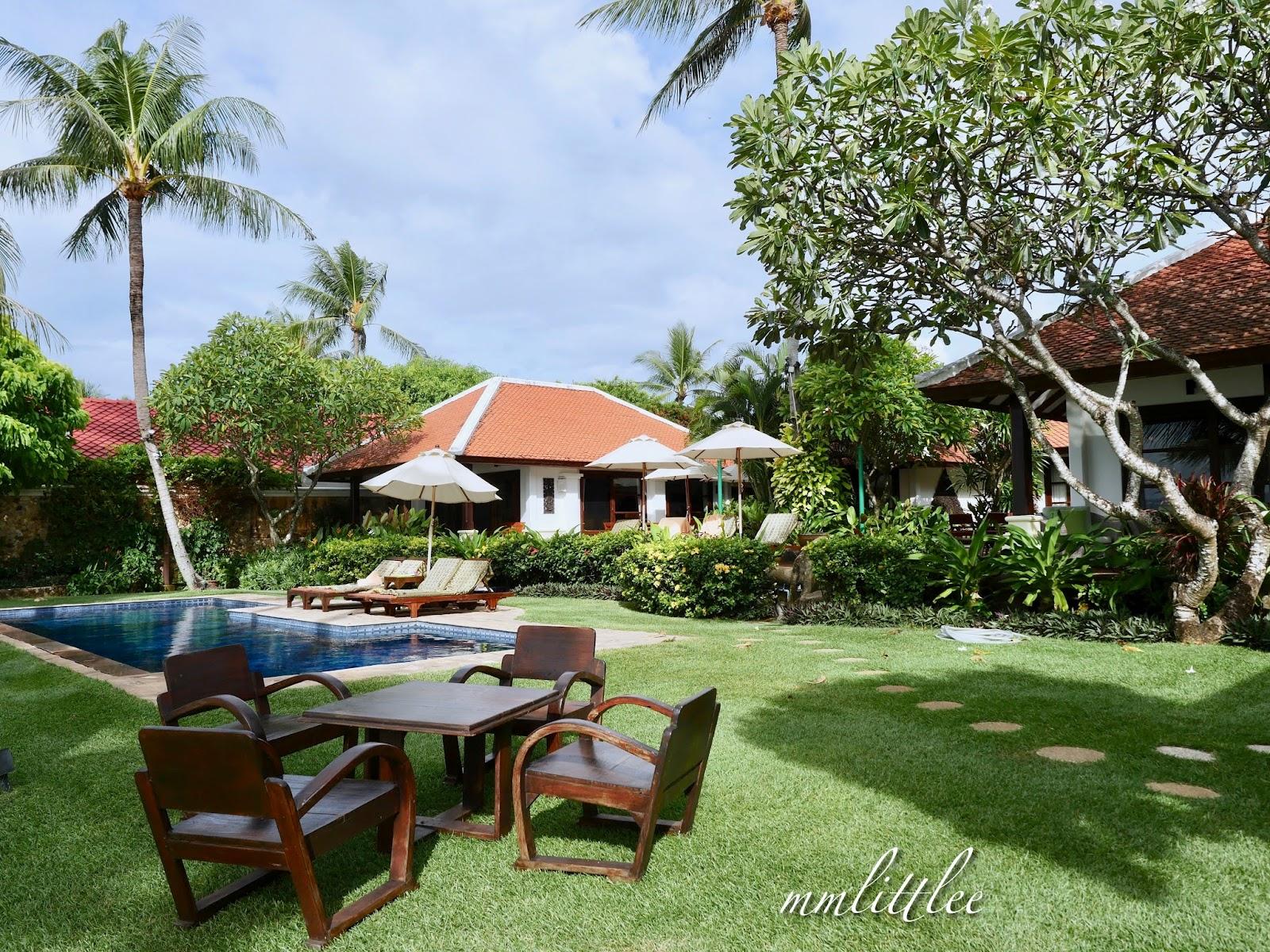 Koh Samui Luxury Beach Villa - Ban Haad Sai | a million little echoes