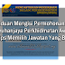 Panduan Mengisi Permohonan SPA (Suruhanjaya Perkhidmatan Awam) & Tips Memilih Jawatan Yang Betul