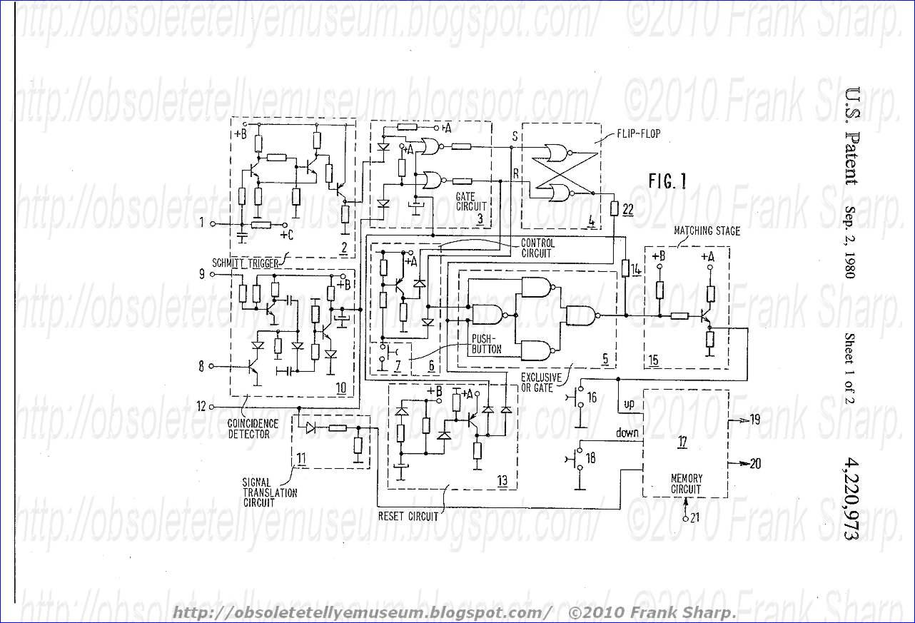 Obsolete Technology Tellye !: PHILIPS 22C850 /88Z