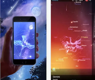 Guardare stelle e cielo da iPhone e Android