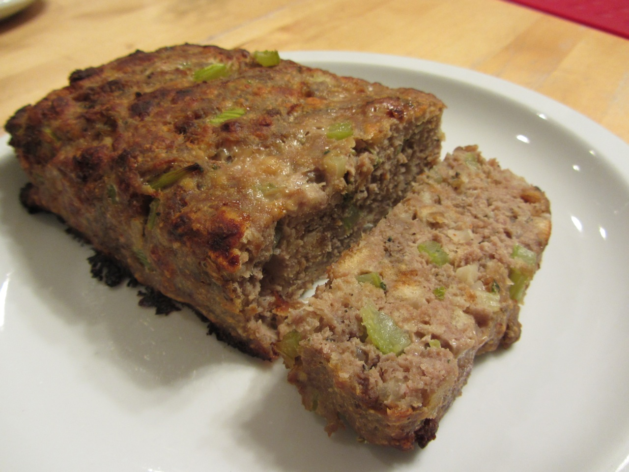 Made By Nicole Easy Turkey Dinner Meatloaf