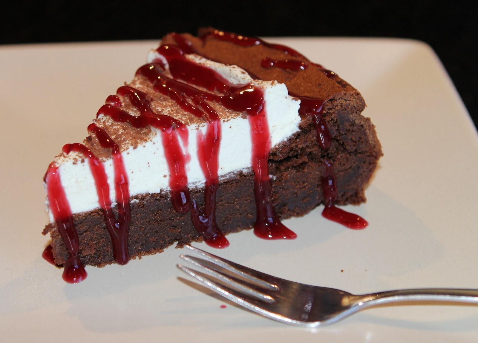 Alchemist Chocolate Cake