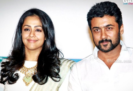 I'm humbled and proud of the men in Sivakumar's family – Jyothika