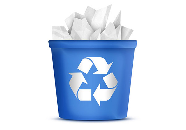 Deleting files without moving them to recycle bin