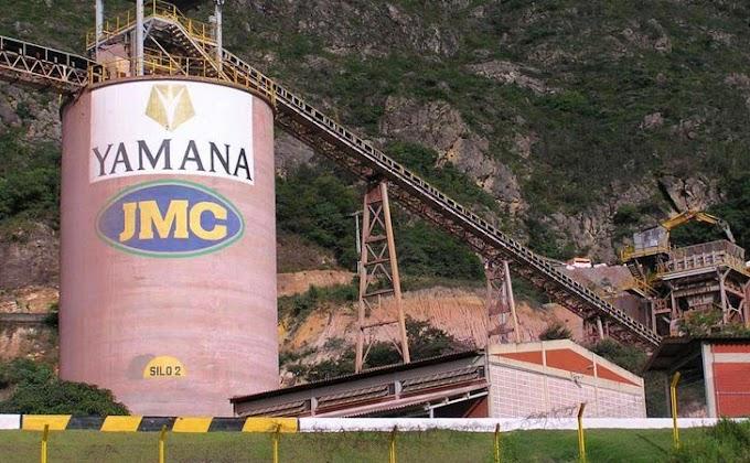 Empresa canadense avalia comprar a Yamana em Jacobina e Santaluz