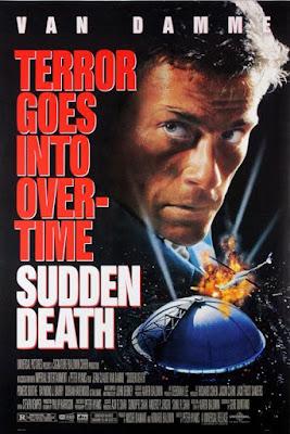 Sudden Death 1995 DVD R1 NTSC Latino