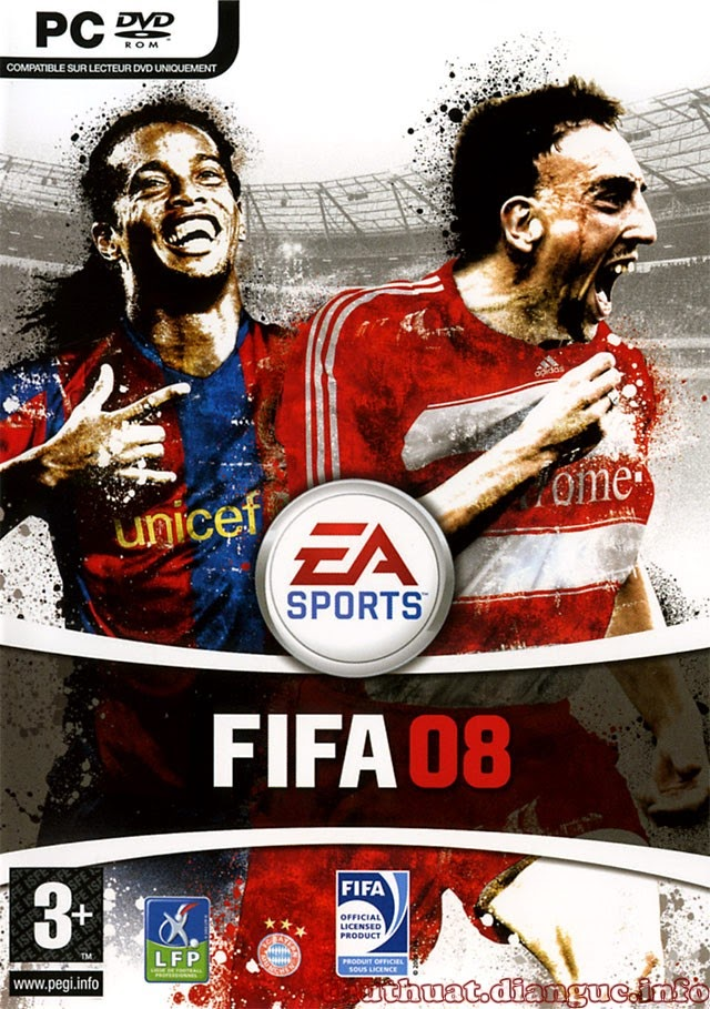 Download FIFA 2008 full 1 link
