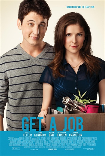 Download Get a Job 2016 English HDRip 700mb