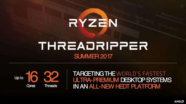 Perkenalkan Processor AMD Ryzen Threadripper 16 Core