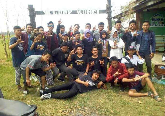 Bekasi Beatbox Camp Kemping Di Rumah Pelangi Sukawangi