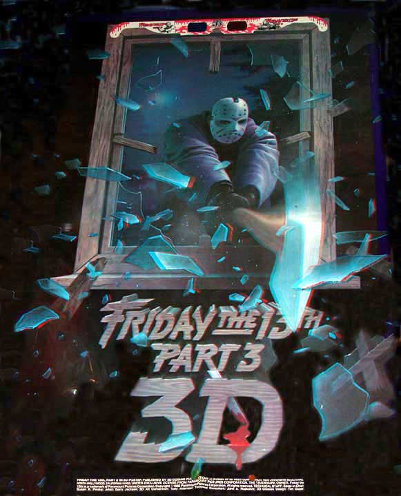 Scary Film Review: The Best Horror Movies In 3D