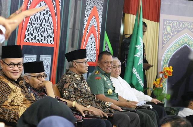 Ini Alasan Panglima TNI Dekat dengan Umat Islam
