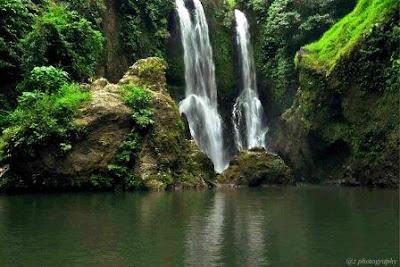 Tempat Wisata Alam Air Terjun Blang Kolam
