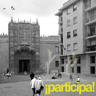 Espacio joven de valladolid intervenci n urbana temporal - Spa urbano valladolid ...