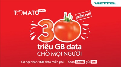 Hướng dẫn nhận 1GB Data từ Viettel với giá 0đ