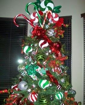 A mi manera c mo adornar rbol de navidad - Como poner el arbol de navidad ...