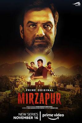 Poster Mirzapur 2018 Season 1 Full Episodes 1080p