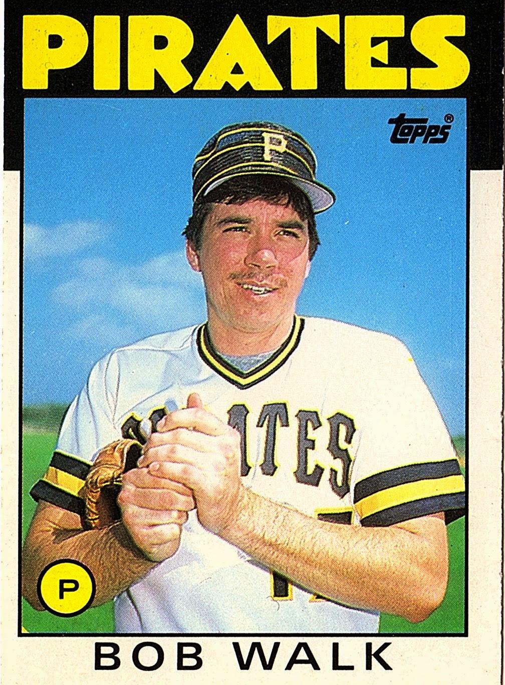 Bob Walk The Plank Trade Off Hiatus Baseball Cards